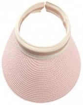 R-F2.2 HAT504-008C Sun Visor Pink
