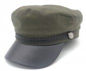T-G3.1 HAT420-003 Sailor Cap Green