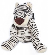 Y-B5.4 BAG416-001C Plush Backpack Tiger 35x15 cm