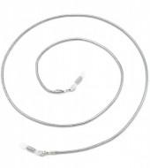 B-E18.5 GL471 Sunglass Chain Metal Silver