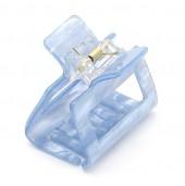 S-A2.2   H413-049E Hair Clip 5x3.5x4.5cm Blue