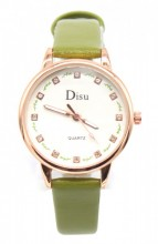 A-A16.2 WA001-010 Quartz Watch with PU strap 30mm Green
