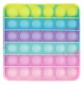 T-N3.1 T2106-005 Pop It Square - Rainbow