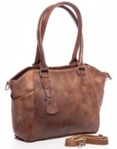 T-G5.2 BAG-788 Luxury Leather Bag 39x24x10cm Brown