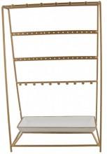 Z-A1.2 PK328-010 Luxury Combination Jewelry Display Metal Gold 39x25x15cm