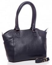 T-F5.3 BAG-788 Luxury Leather Bag 39x24x10cm Dark Blue