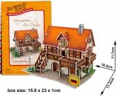H-C25.1 W3125H 3D Puzzle Art Studio Germany - 39pcs