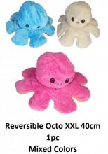 Z-C2.1 Reversible Octopus XXL 40cm - MIxed Colors - 1pc
