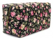 Y-E2.3 BAG2060-001A Make Up Bag Flowers