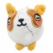 Z-F7.1  TOY308-002E Plush Squishy Dog S