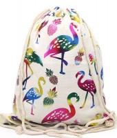 Y-B2.1 BAG542-008C Backpack Shiny Flamingos