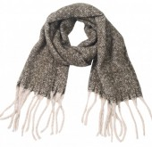Z-C1.2 SCARF405-056E Soft Winter Scarf Green