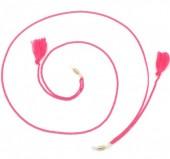 A-F6.2 GL513 Sunglass Chain with Tassels Pink