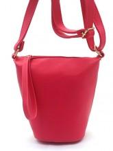 R-M6.1 BAG546-023C PU Bag 17x17x8cm Pink