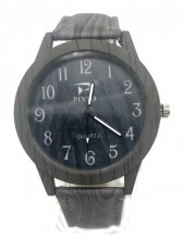 C-A17.3 W421-002A Quartz Watch Wood Look 40mm