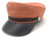T-G7.1 HAT420-003 Sailor Cap Orange