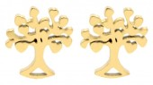 B-F22.3 E2065-109G S. Steel Studs Tree of Life 10mm