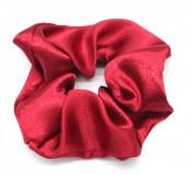 S-I5.3  H001-004 Scrunchie Velvet Red