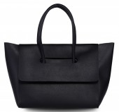 Y-D6.3  BAG417-013C PU Bag Black
