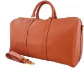 Z-C6.6 BAG543-001B XL Sport-Travel Bag PU 50x24x26cm Pink