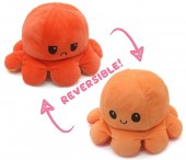 R-K3.2 T1209-001 Reversible Octopus 20cm Orange