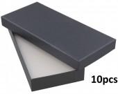 Y-E3.5 220555 Gift Box 207x27x93mm 10pcs Black
