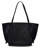Y-D4.4 BAG417-012A PU Bag Black