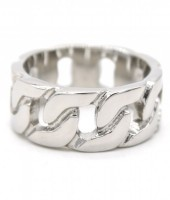 D-C6.3 R317-003 Stainless Steel Chain Ring #20