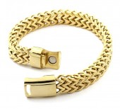 C-C2.2  B2063-014G S. Steel Bracelet 21.5cm