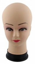 Y-E3.5 Display Head for Presenting Hats and Wigs 28x18cm