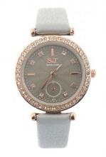 A-D16.2 W523-063 Quartz Watch 32mm with Crystals Grey