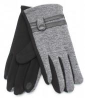 S-D6.5  GLOVE403-008B Gloves for Men Light Grey