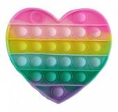 R-J7.1 T2106-005 Pop It Heart - Rainbow