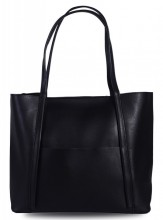 Y-E1.3 BAG417-014A PU Bag Black