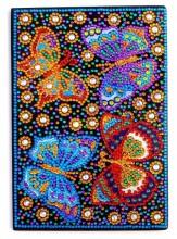 R-K7.1 HM024 Diamond Painting Notebook Set 21x15cm