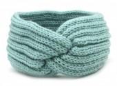 R-A8.2 H401-001F Knitted Headband Turqoise