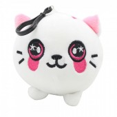 Z-F5.1 TOY308-001D Plush Squishy Cat M