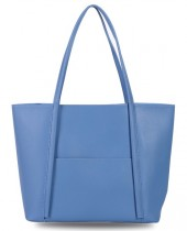 Y-F1.5  BAG417-014B PU Bag Blue