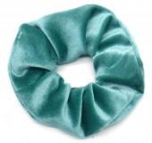 S-A3.3 H305-009R Velvet Scrunchie Blue